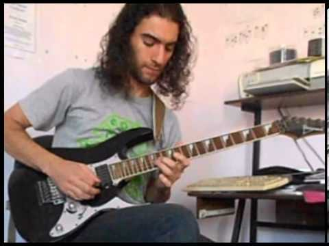 Troy Stetina - Danger Ahead Guitar Solo