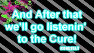 If I Only Were a Goth Lyrics
