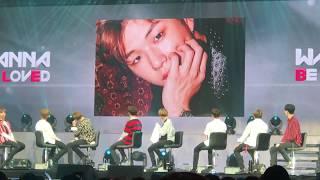 170922 WANNA ONE (워너원) Fan Meeting in Singapore - It's Wanna One Time (Kang Daniel)