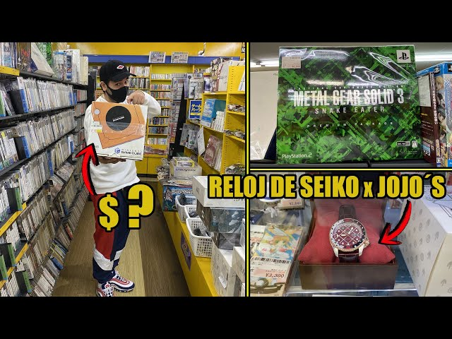 Una gamecube casi REGALADA + CURIOSIDADES en tiendas de JAPON  videojuegos  La busqueda de lo retro