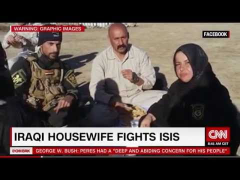 Um Hanadi: The Iraqi Housewife Who 'Cooked The Heads' Of ISLAMIC STATE Fighters