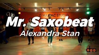 Alexandra Stan - Mr. Saxobeat Thana Lim&#39s Choreography D Maniac Studio