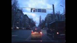 Поворот со 2-го ряда, г. Алматы Жибек-Жолы & Сейфулина