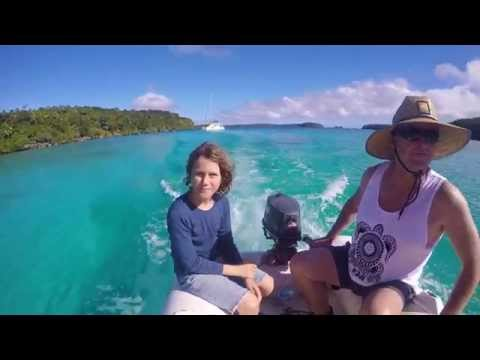 Tonga GoPro Video