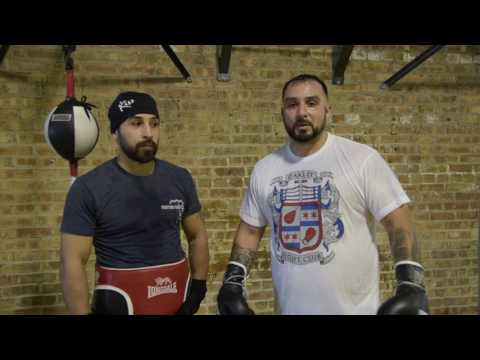 """Chicago Police Department Vs Chicago Fire Department """"Battle of the Badges"""" Pre-fight"""