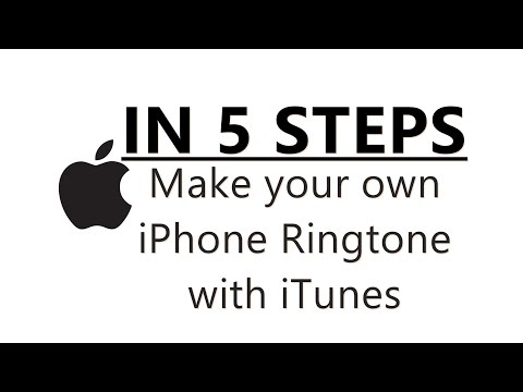 How to make an iPhone Ringtone using iTunes in 5 steps