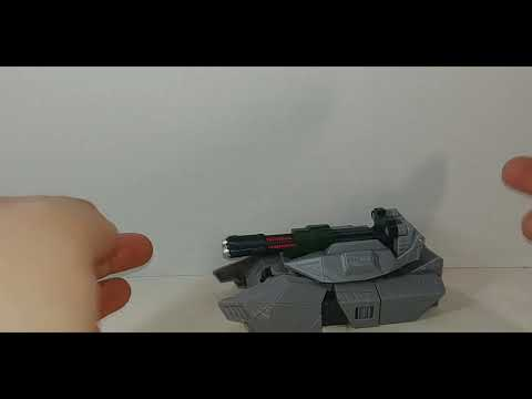 Chuck's Reviews Transformers Cyberverse One Step Fusion Mega Shot Megatron