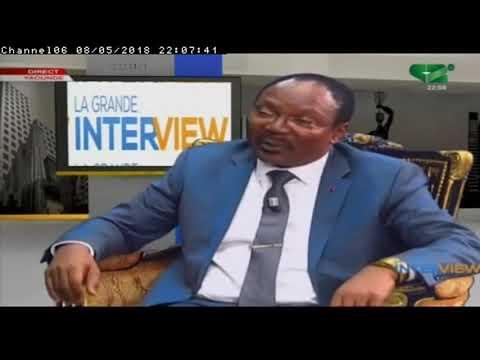 LA GRANDE INTERVIEW: Dr. Fritz NTONE NTONE, Délégué du Gouvernement Douala (08/05/2018)