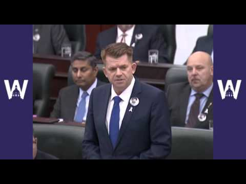 Wildrose Leader Brian Jean - Ministerial Statement Response