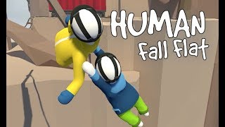 Human Fall Flat - You Ain't Leaving Without Me Again!!!
