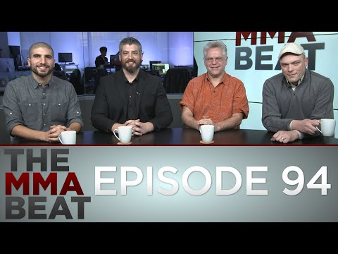 The MMA Beat: Episode 94