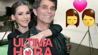 Humberto Zurita y Kika Edgar DERROCHAN amor en el set de la Reina del Sur 3