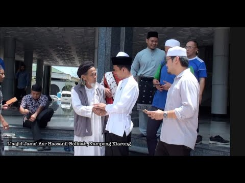 Sambutan Ustadz Abdul Somad di Brunei Darussalam bikin Terharu !!