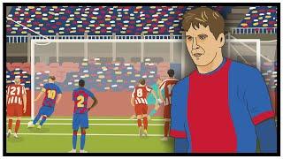 The True Peak of Lionel Messi's Goalscoring