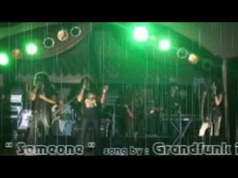 Grand Funk Railroad - SOMEONE.LIVE by Crossroad band Indonesia