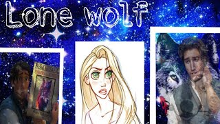Волк-Одиночка/ Lone Wolf. (Флин Райдер/Рапунцель)