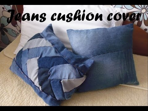 easy diy throw pillow covers step by step tutorial.htm diy jean pillows  diy jean pillows