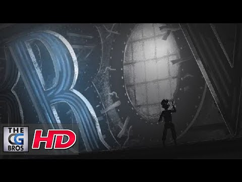 "CGI 2.5D Animated Short : ""Dishonored: Chapter 2"" - by Psyop"