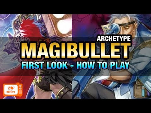 MAGIBULLET Archetype - How to Play - Initial Analysis