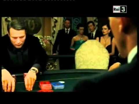 Casino Royale  James Bond cade nel tranello di Le Chiffre