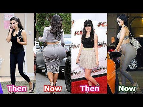Kim Kardashian vs Kylie Jenner Transformation ★ 2018