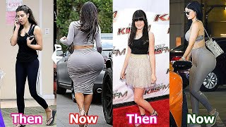Kim Kardashian vs Kylie Jenner Transformation ★ 2018
