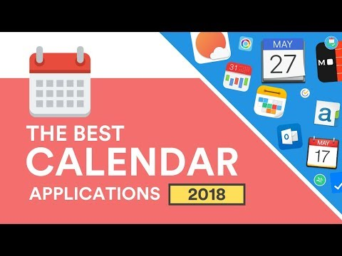 Top 10 Calendar Apps of 2018 |  BusyCal, Timepage + more...