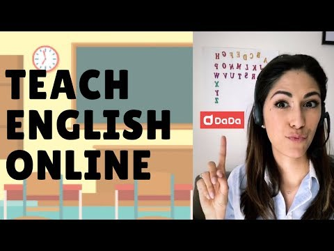 TEACHING ENGLISH ONLINE | Qualifications, Hours +Pay