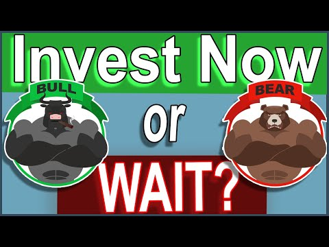 Invest Now or Wait for a Stock Market CRASH? - Inflation Update!