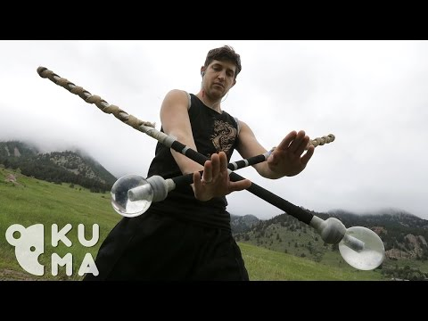 This Guy's Contact Sword Skills Are Crazy Impressive!