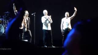 U2 One / Rain, Berlin 2017-07-12 - U2gigs.com
