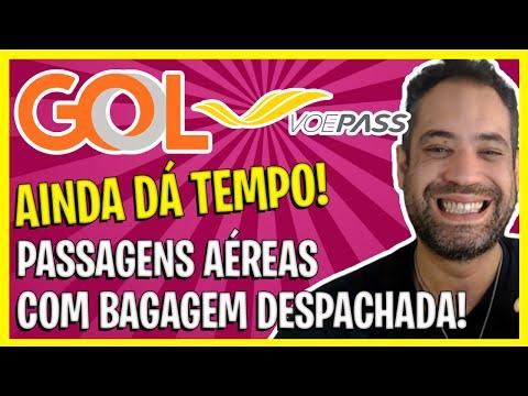 PASSAREDO VOEPASS + GOL! MEGA PROMOÇÃO DE PASSAGENS AÉREAS PASSAREDO 2021!