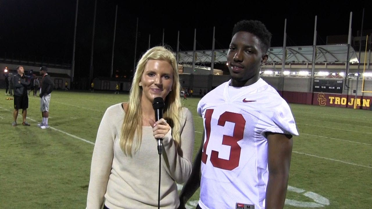 Kevon Seymour Usc WeAreSC Video: ...