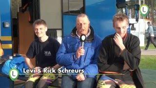 ONK Zijspancross Oldebroek - Rick & Levi Schreurs