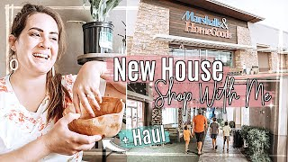 VLOG 3 | New House Shop With Me 2021 + Haul | Spend the Day With Me Vlog || Kyle & Amanda