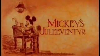 Mickey Mouse - Et Juleeventyr Dansk Version
