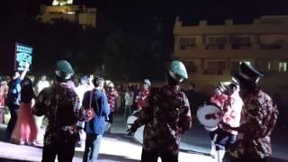 "Maharaja band nashik Road ""Aaj mere yar ki shadi"""