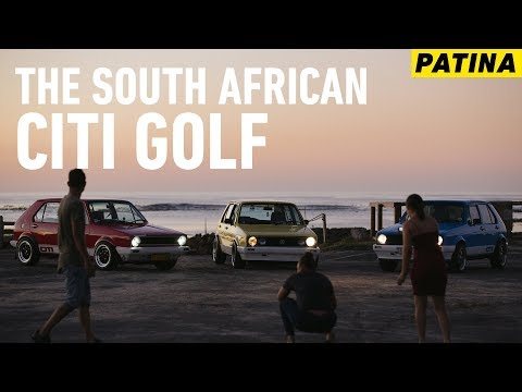 The South African Citi Golf / PATINA