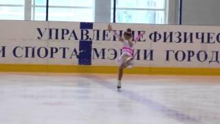 13,12,2013 Первенство Новосибирска по фигурному катанию. Юношеские разряды