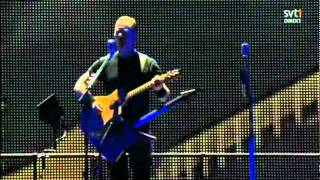 Metallica - Fade to Black - Live! Gothenburg, Ullevi, Sweden 2011 - HD
