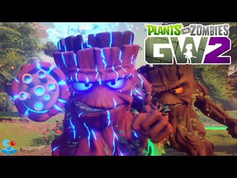 Plants vs. Zombies: Garden Warfare 2 : Frosty Creek, Z-Tech Factory, Moon Base Z, and Seeds of Time