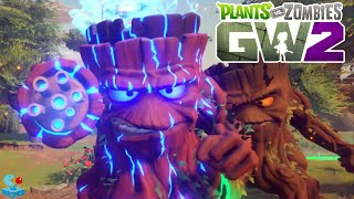 Plants vs. Zombies: Garden Warfare 2 : Frosty Creek, Z-Tech Factory, Moon Base Z, and Seeds of Time