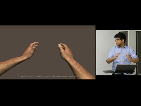 Futuristic User Interactions: An Introduction to Leap Motion by Armaghan Behlum and Tomas Reimers