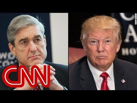 Did Mueller cross Trump's 'red line'?
