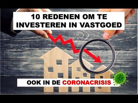 Waarom vastgoed? Ziehier de 10 beste redenen om te investeren in vastgoed, ook in de coronacrisis.