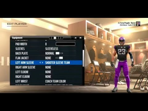 653f4cb58f1 MADDEN 18 RELOCATION TEAM JERSEYS PT.4 { CONNECTED FRANCHISE MODE ...