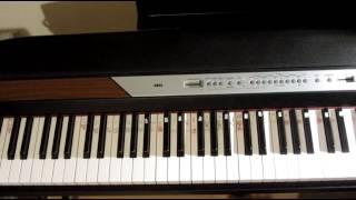 Improvisation Teil 10.2.5: Die tonale Quintfallsequenz - Rhythmische Figurationen für die Praxis