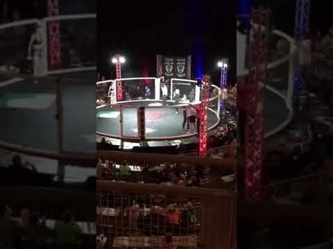 "Olivia ""Liv"" Parker vs Erica Camp  @  Valor Fights 47   Knoxville, Tennessee"