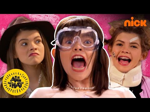 The Best of Kate Godfrey 😜 Marie Kiddo & Positive Poppi Bring on the Laughs | All That