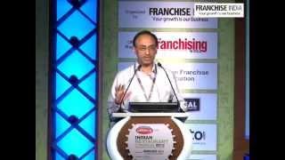 Vikash Mittal at Indian Restaurant